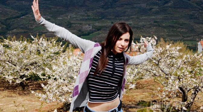 El cerezo en flor del Valle del Jerte