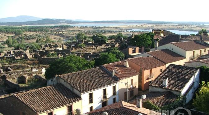 Pueblo abandonado de Granadilla