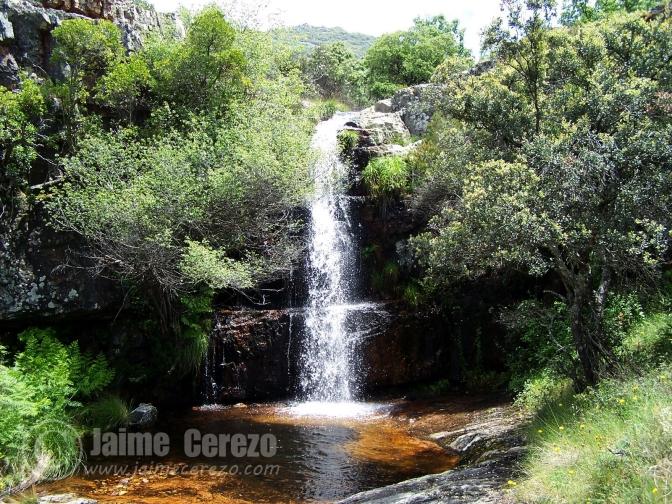 Microrreserva Garganta de Las Lanchas, Robledo del Mazo.