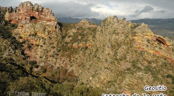 Geositios del Geoparque Villuercas Ibores Jara