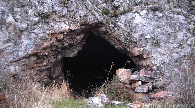Cueva Santa (Puerto de San Vicente – Toledo)