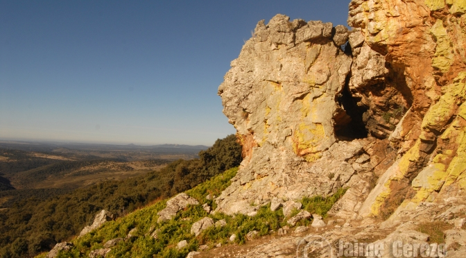 Ruta a Peña María (Cabañas del Castillo)