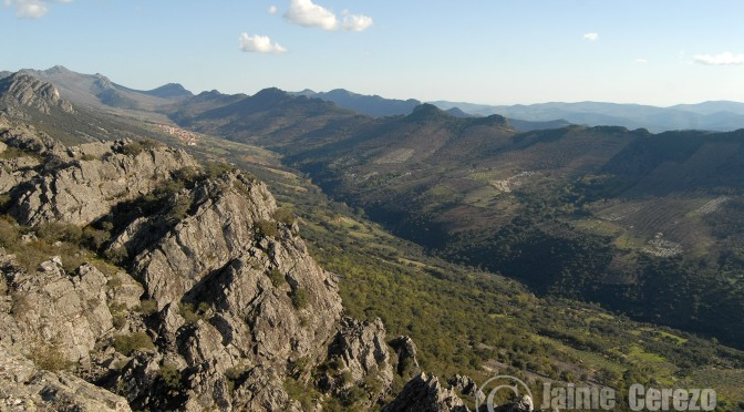 Por las cumbres del Valle del Almonte