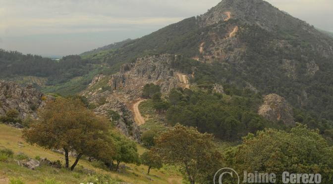 Geositio Sierra de la Madrila (Cañamero)