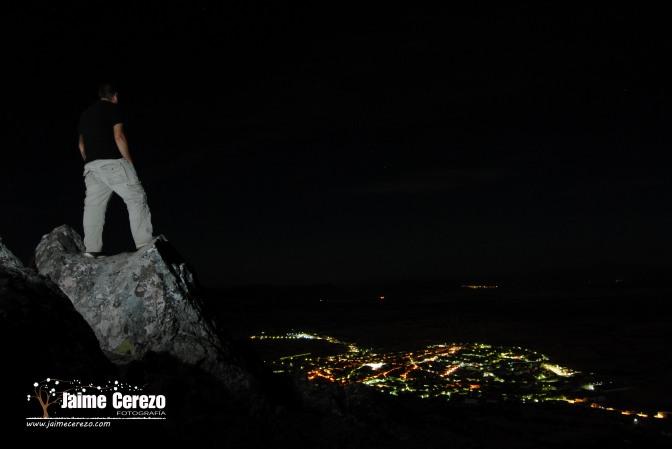 Noche en el Castillo de Herrera