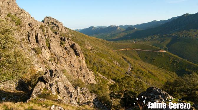 Por la sierra de Berzocana …