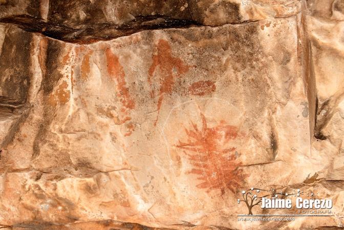 Posible hallazgo de nuevas pinturas rupestres en el Geoparque Villuercas Ibores Jara