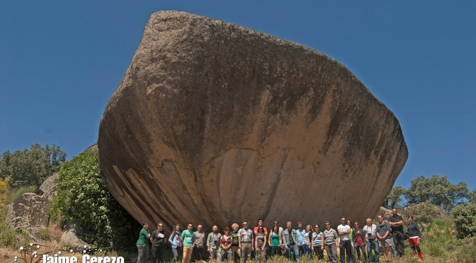 Visitando los Geositios de Peraleda de San Román y Villar del Pedroso