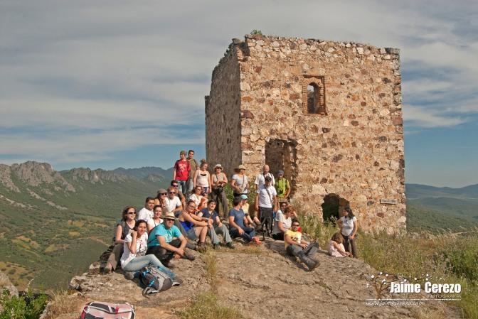 Guías Ranger del Geoparque por Berzocana y Cabañas del Castillo.
