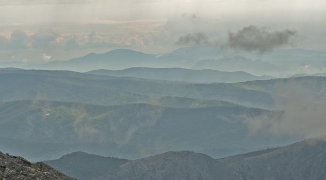 El Geoparque Villuercas Ibores Jara desde las alturas …