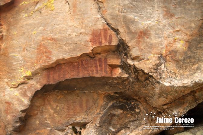 El Arte Rupestre esquemático se multiplica en el Geoparque Villuercas Ibores Jara