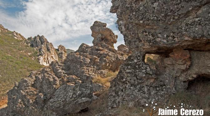 Geositio Desfiladero del Ruecas (Cañamero)