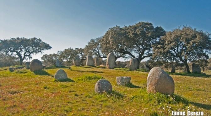 Recinto megalítico de Vale Maria do Meio (Évora, Portugal)