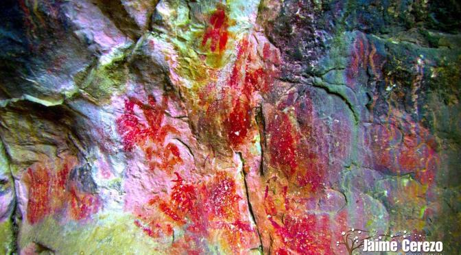Pinturas rupestres del Abrigo de Florencio.