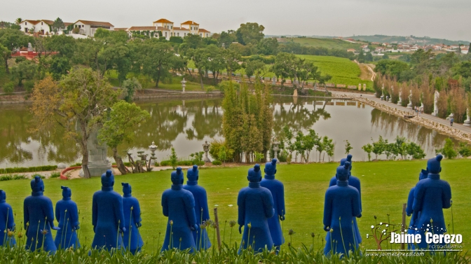 Buddha Eden Garden, el mayor jardín oriental de Europa.
