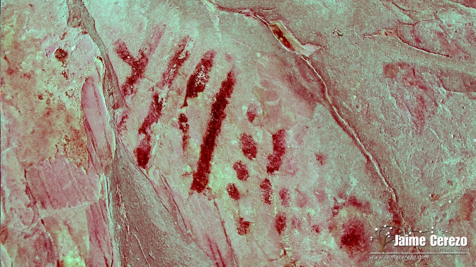 Pinturas rupestres de El Carabal (Robledollano)
