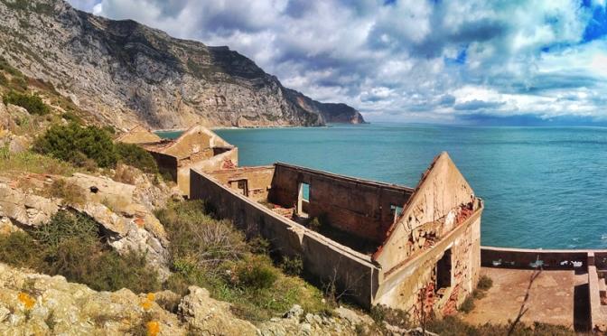 Ruta al Cabo de Ares (Sesimbra – Portugal)