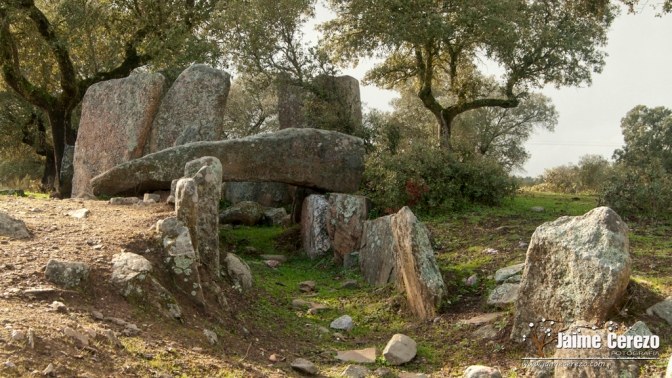Dolmen de Hijadillas I (Cáceres)