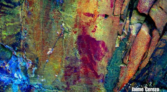 Pinturas inéditas encontradas en Sevilleja de la Jara (Toledo)