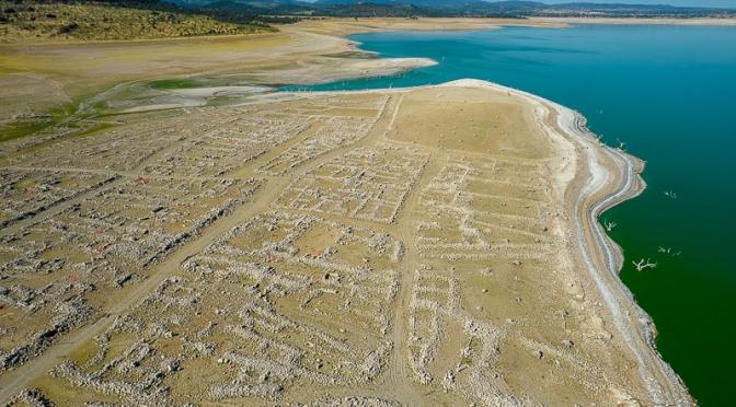 Talaverilla, antigua ciudad romana de Augustóbriga